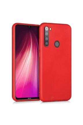 Teknoloji Adım Redmi Note 8 Yumuşak Silikon Kılıf Kırmızı 0