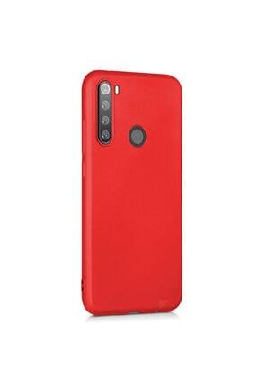 Teknoloji Adım Redmi Note 8 Yumuşak Silikon Kılıf Kırmızı 1