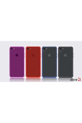 Zore Apple Iphone 7 Kılıf Zore Odyo Silikon Lacivert 1