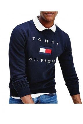 Tommy Hilfiger Flag Hilfiger Sweatshirt Mw0mw14204 0
