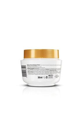 Elseve Mucizevi Hindistan Cevizi Yağı Besleyici Şampuan 450ml & Saç Bakım Kremi 360 Ml& Saç Maskesi 2