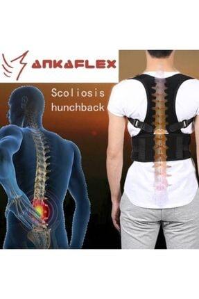 Ankaflex Dik Duruş Korsesi Bel Sırt Korse Kamburluk Önleyici Posturex Hamilelik Sonrası Korsesi 2
