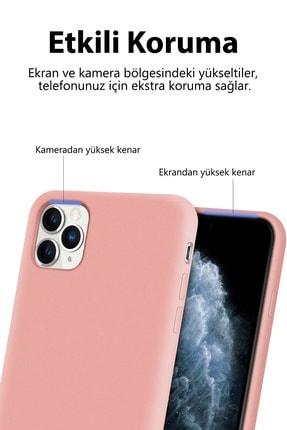 Prasmet Apple Iphone 11 Pro Max Kılıf Lansman Model Iç Yüzey Microfiber Yumuşak 3
