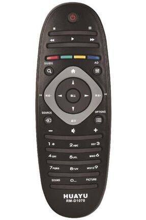 Philips Rm-d1070 Lcd-plazma-led Tv Kumandası 0