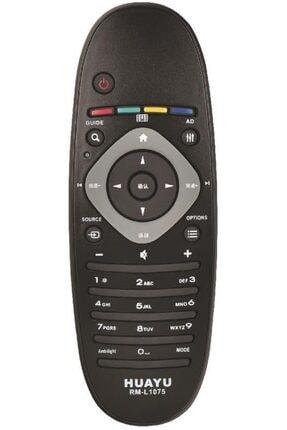 Philips Rm-l1075 3d Lcd Plazma Led Tv Kumandası 0
