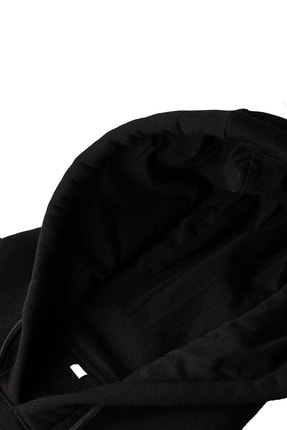 AyveGa Unisex Siyah Sweatshirt 3