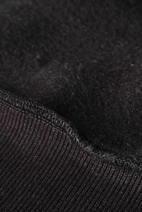 AyveGa Unisex Siyah Sweatshirt 4