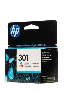 HP Ch562ee (301) Üç Renkli Mürekkep Kartuş 0