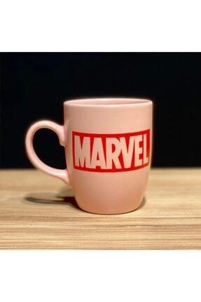 Kasaba Dükkan Marvel Baskılı Seramik Kupa 0