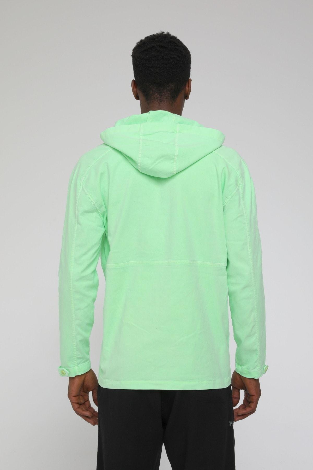 Rocqerx Erkek Yeşil Kanguru