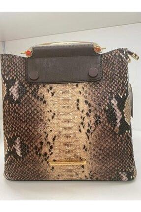 KRISTE BELL Kadın Kahverengi Lauruss Accessories Çanta 0