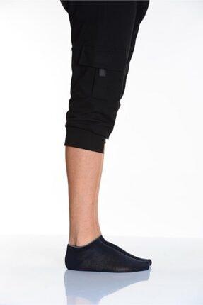 Lateks Çorap Idilfashion 3lü Çemberli Düz Karışık Erkek Patik Çorabı 1