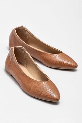 Elle Kadın Rousey-3 Taba Casual Ayakkabı 20KDY404 1