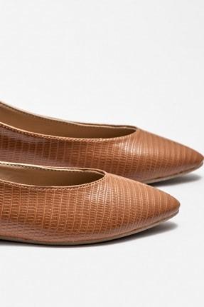 Elle Kadın Rousey-3 Taba Casual Ayakkabı 20KDY404 2
