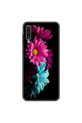 albatech Xiaomi Redmi Note 9s Kılıf Çiçekli Kapak Stok Alc-9 0