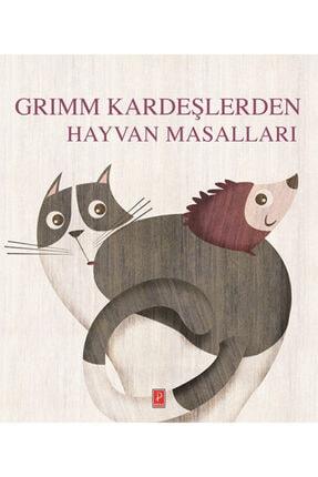 Pena Yayınları Grimm Kardeşlerden Hayvan Masalları 0