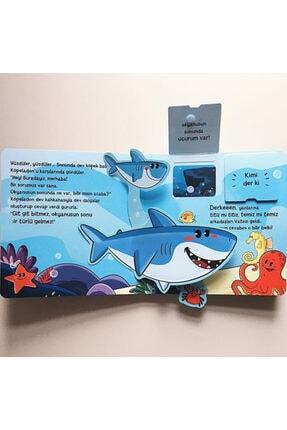 Sincap Kitap Okyanus Yolculuğu Pop-up 0