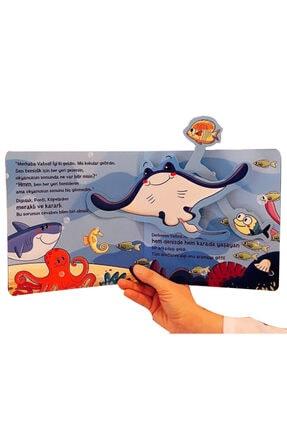 Sincap Kitap Okyanus Yolculuğu Pop-up 1