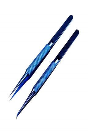 Best Mavi Titantum Alaşımlı Profosyonel Entegre Cımbızı 0.15 mm 2