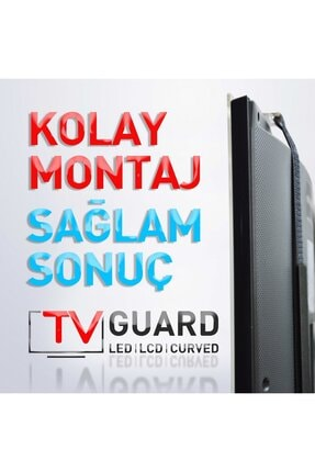 "TV Guard Phılıps 55pfl4308k 55"" Inc 3 mm Tv Ekran Koruyucu 3"