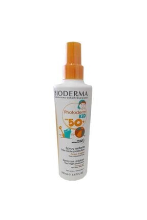 Bioderma Photoderm Kid Spray Spf 50+ 200 Ml 0
