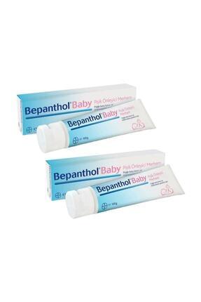 Bepanthol Baby Pişik Önleyici Merhem 100 Gr 2 Adet 0