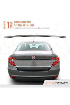İntachrom Fiat Egea Krom Bagaj Çıtası 2015 Üzeri Sedan 0