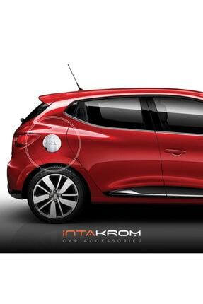 İntachrom Renault Clio 4 Krom Depo Kapağı - 2012 - 2019 2