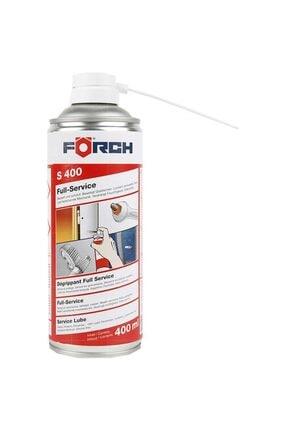 förch Full Servis Yağlayıcı 400ml. 0