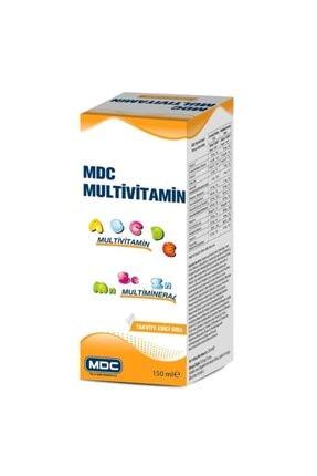 MDC Multivitamin Multimineral 150 Ml 0