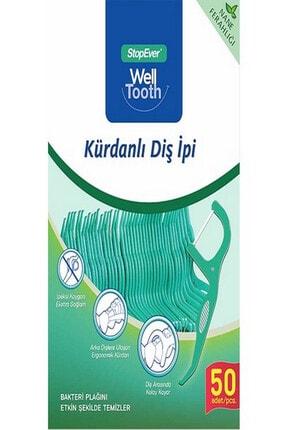 StopEver Well Tooth Kürdanlı Diş Ipi 1