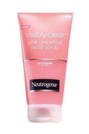 Neutrogena Visibly Clear Pembe Greyfurt Günlük Peeling Jel 150 ml 0