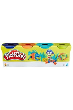 Play Doh Play-doh Oyun Hamuru 4'lü 560 Gr. 0