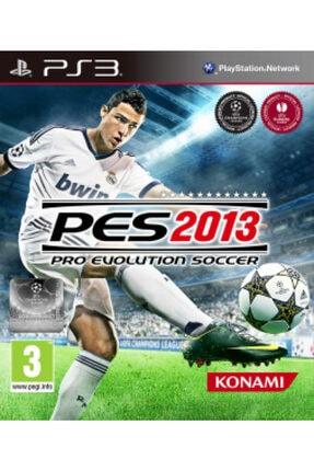 Konami Ps3 Pes 13 Pes 2013 Türkçe - Sıfır Jelatin - Orjinal Oyun 0
