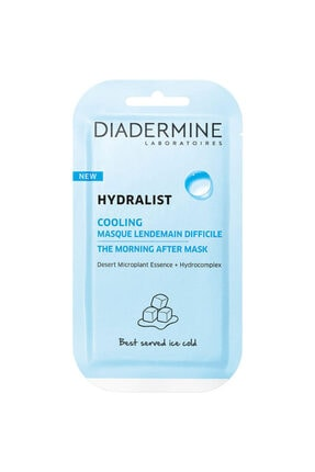 Diadermine Cilt Maskesi Hydralist Cooling 0