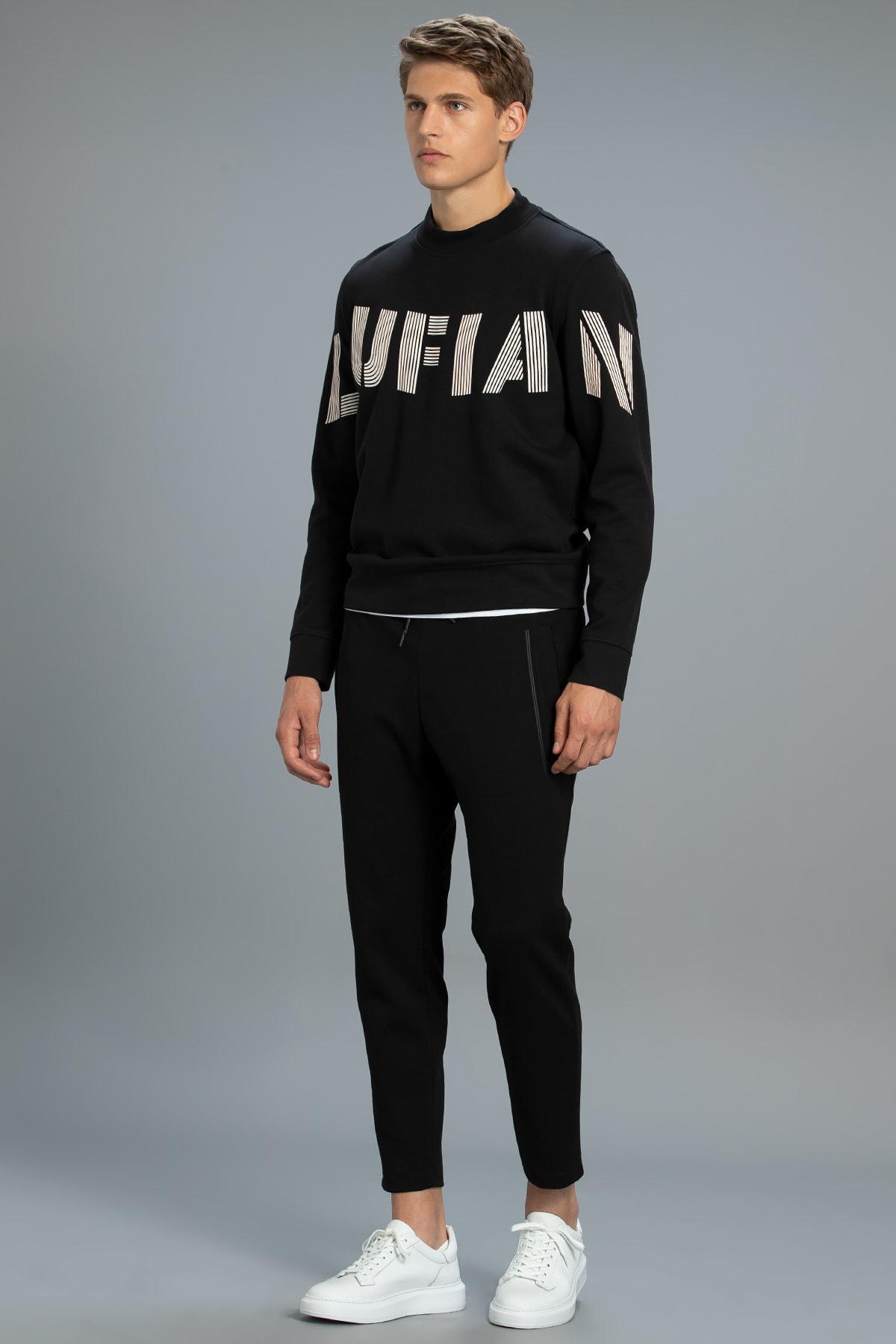 Lufian Todillo Sweatshirt Siyah 1