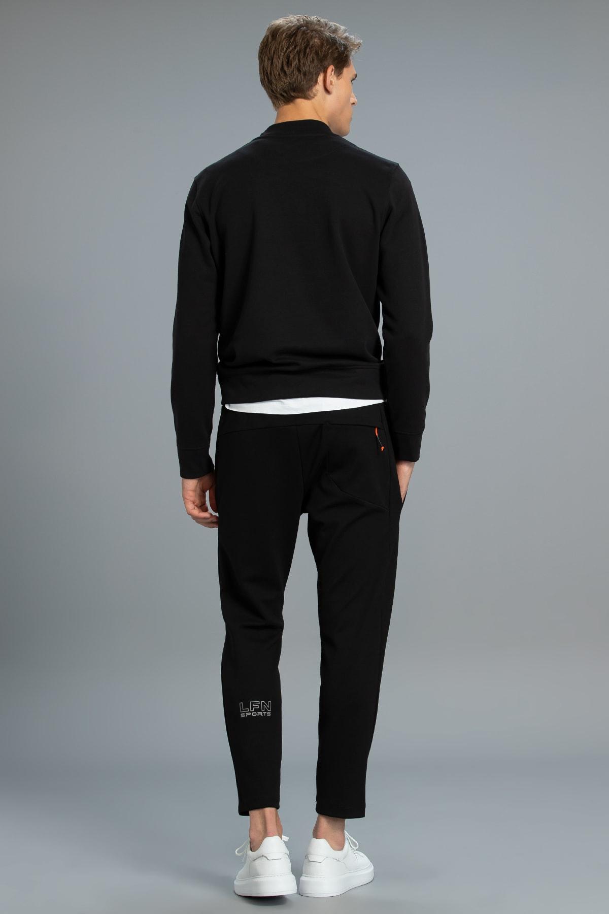 Lufian Todillo Sweatshirt Siyah 2