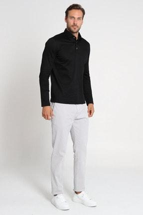 Lufian Olaw Spor Chino Pantolon Slim Fit Gri 1