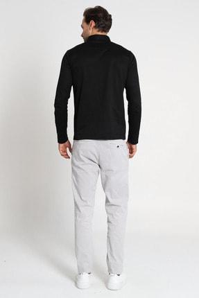 Lufian Olaw Spor Chino Pantolon Slim Fit Gri 3