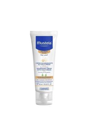 Mustela Cold Cream Içeren Besleyici Yüz Kremi 40 Ml 0