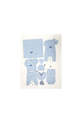 imajbebe Erkek bebek Mavi Hastane Çıkışı 0