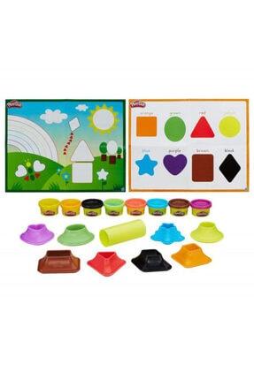 Play Doh Renkleri ve Şekilleri Öğreniyorum 3