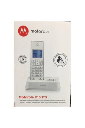 Motorola It.5.1tx Handsfree Telsiz Ofis Ev Telefonu 2