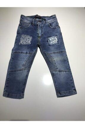 Erkek Çocuk Mavi Pantolon PANTOLON