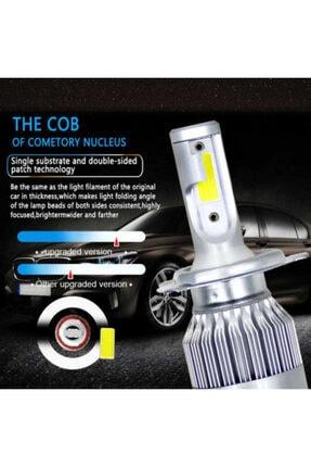 3M H11 2 Adet Led Xenon Şimşek Etkili Led Xenon 9400 Lümen Led Xenon 12v 2