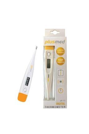 PlusMed Pm-101 Ateş Ölçer Dijital Beden Derecesi 0