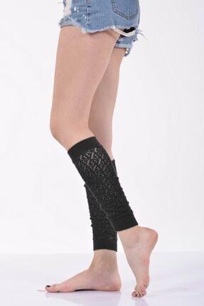 Lateks Çorap Kadın File Desenli Tozluk B-art018 3'lü Paket 1