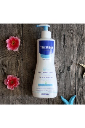 Mustela - Zachte Wasgel 500 Ml (yenidoğan Şampuan) 2