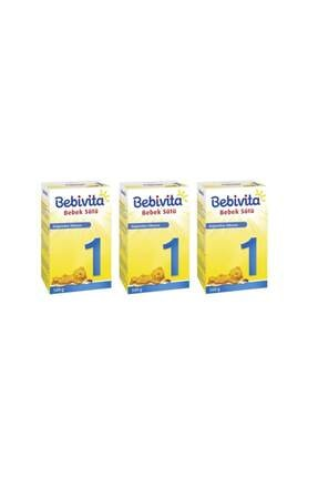 Bebivita 1 Bebek Sütü 500 Gr 3 Adet Bbv-tr111803 0