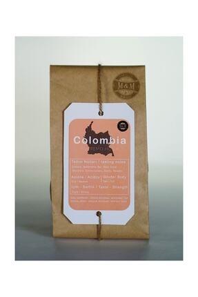 m&m M & M Coffee Roastery Colombia Supremo Kağıt Filtre Kahve 250 Gr 0